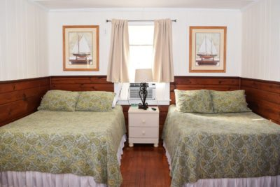 Ballance Suite Historic Ocracoke Hotel