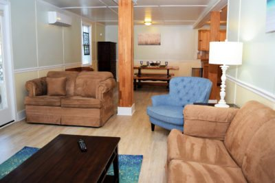 Managers Apartment Blackbeard's Lodge